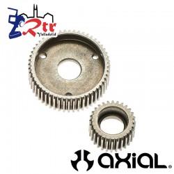 Juego de Engranajes AX31585 Axial (48PICH, 28T, 48P 52T)