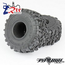 "PitBull Rock Beast Xor Original Alien Kompund 1.9"" Ruedas con espumas"