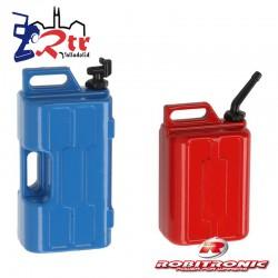 Bote de petroleo y de agua Robitronic