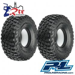 """Proline 1.9"""" BFGoodrich Mud-Terrain T/A KM3 G8 Crawler Ruedas PR10150-14"""