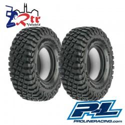 "Proline 1.9"" Class 1 BFGoodrich Mud-Terrain T/A KM3 G8 Crawler Ruedas PR10152-14"