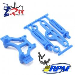 Torres y postes Traxxas E-Maxx RPM Azul
