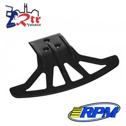 Parachoques delantero Traxxas Stampede Tellurride RPM Negro