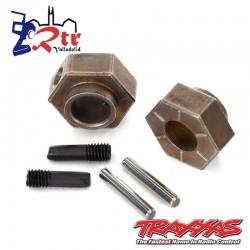 Hexágonos 12mm TRX-4 Traxxas TRA8269